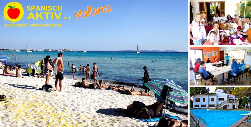 Bildungsurlaub Spanisch auf Mallorca