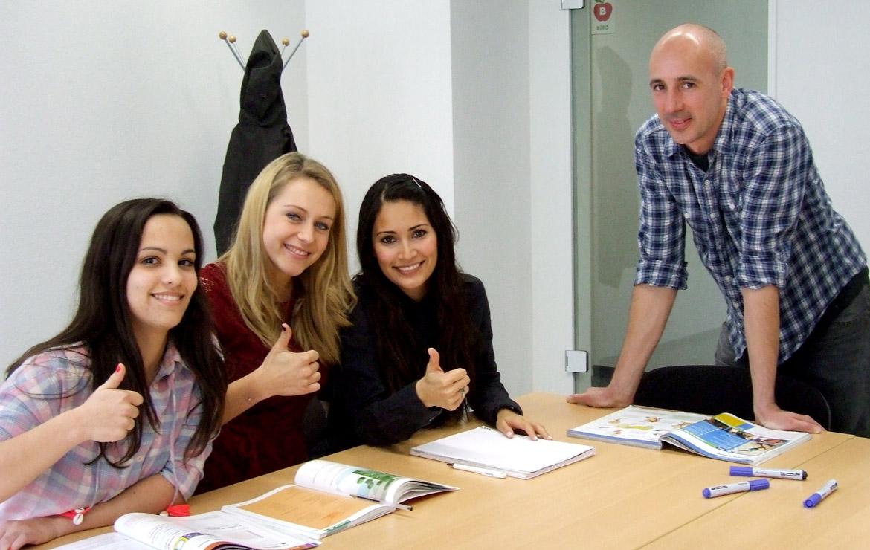 Spanisch lernen in Santa Ponsa - Spanischkurse für Anfänger und Fortgeschrittene