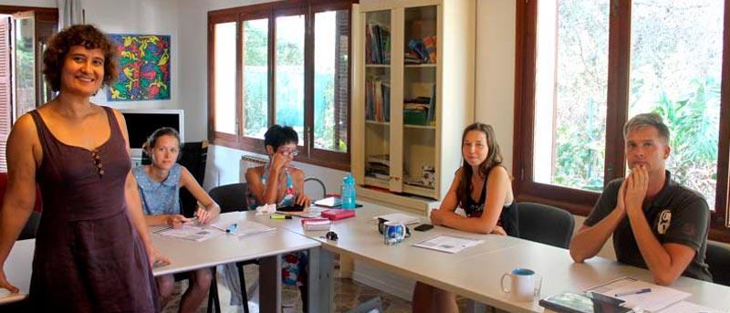 Spanischkurse in Andratx. Spanisch lernen für Anfänger und Fortgeschrittene